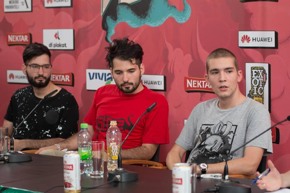 INTERVJU: 5 MINUTA SA - Borivoje Tošić - SLONZ