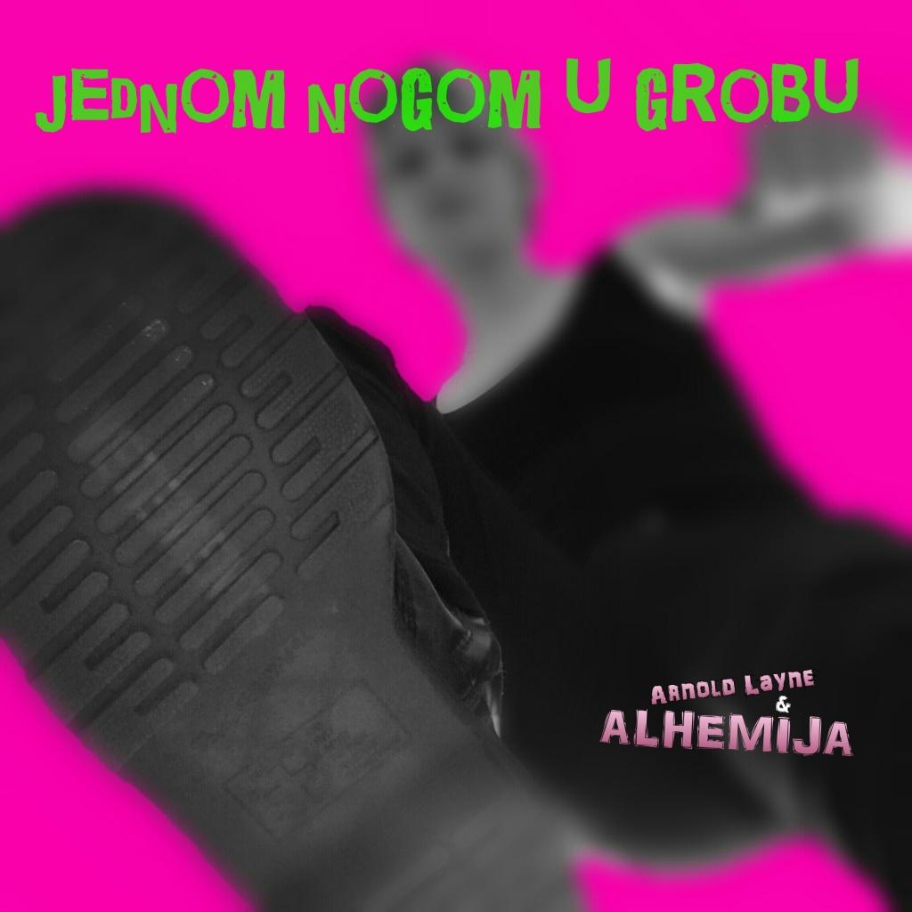 RnR Records vam predstavlja - Arnold Layne & Alhemija